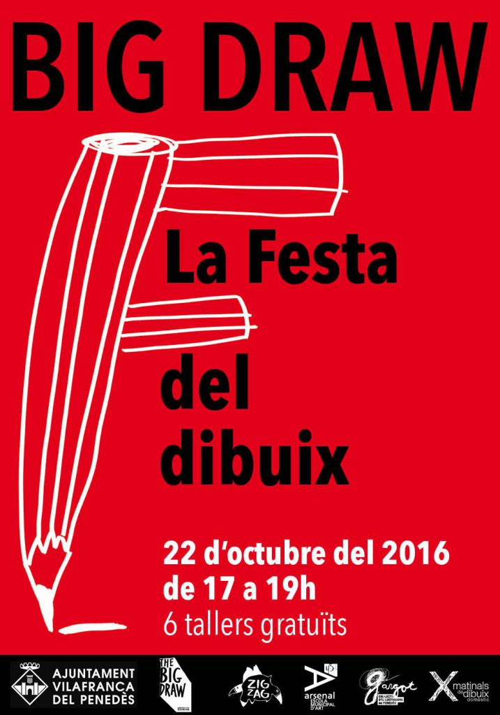 The big draw a Vilafranca