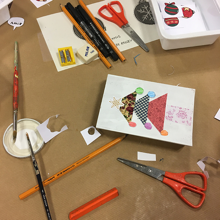 Com muntar un espai de treball i creativitat 3