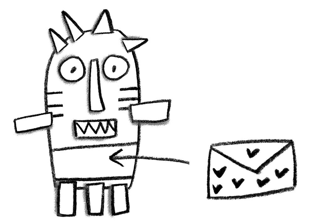 El monstre menjapors 9