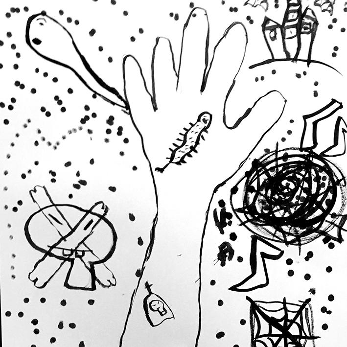 Dibuixem mans