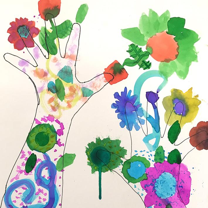 Dibuixem mans 12