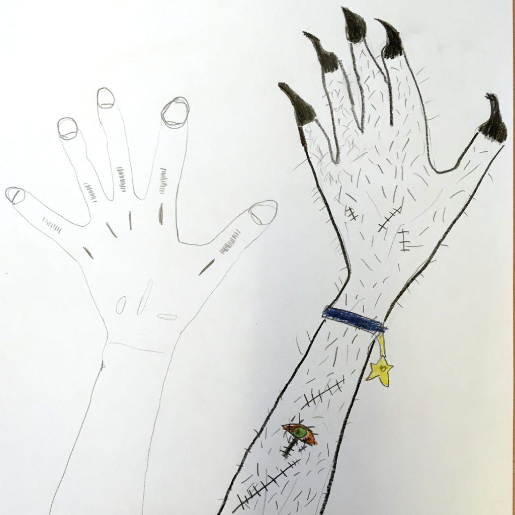 Dibuixem mans 9