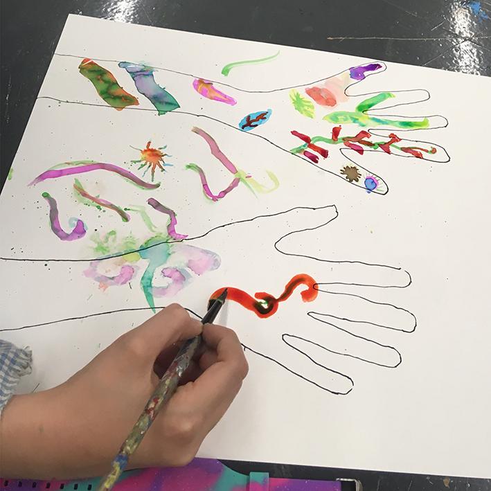 Dibuixem mans 10