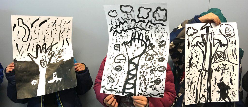 Dibuixem mans 6