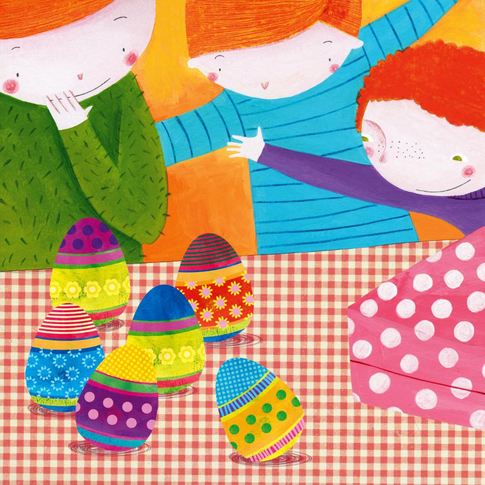 Per Pasqua, la mona 2