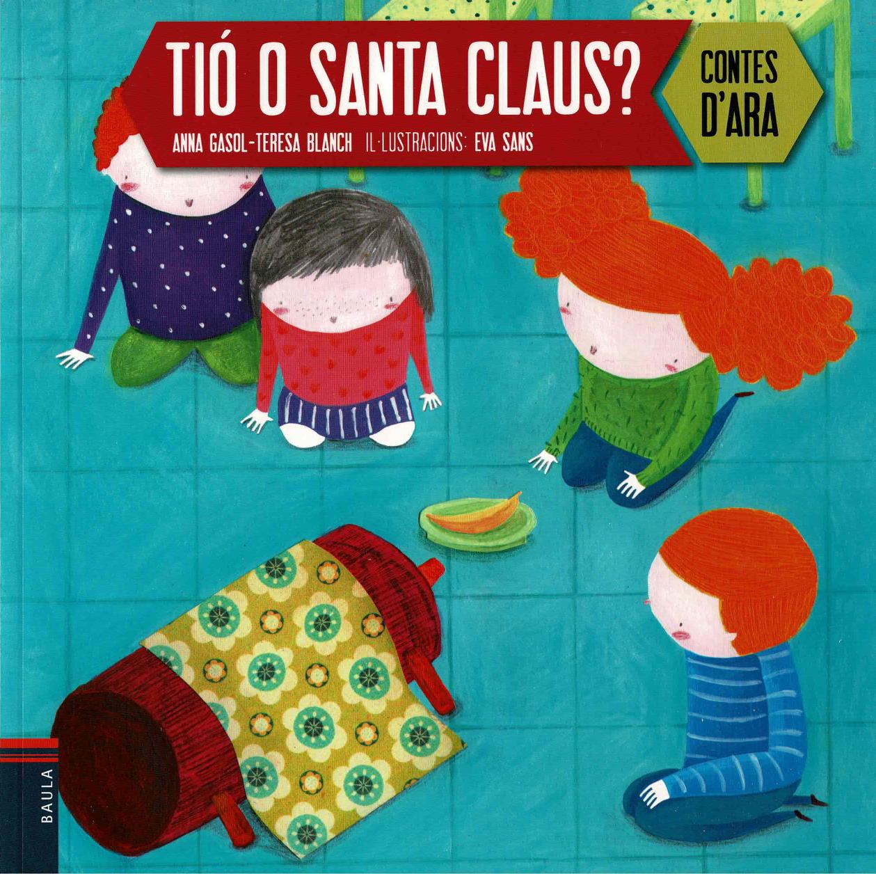 Tió o Santa Claus? 1