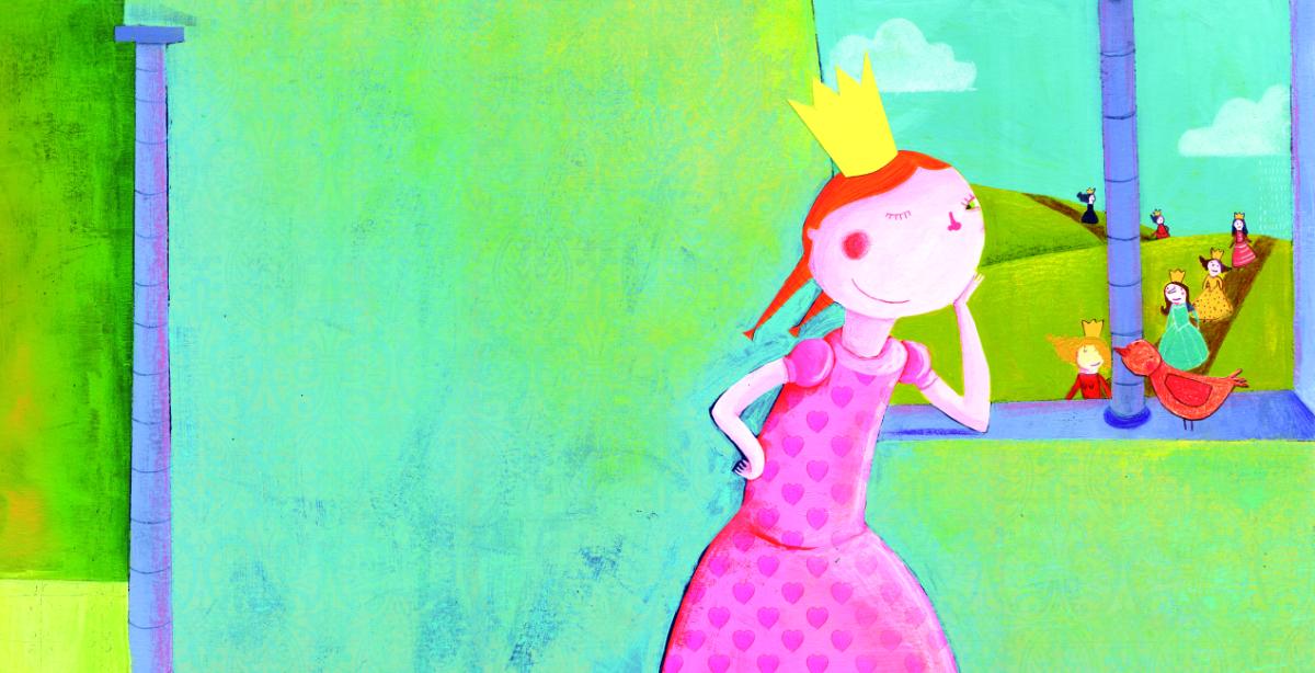 Qui diu la veritat? La versió de la princesa. 3